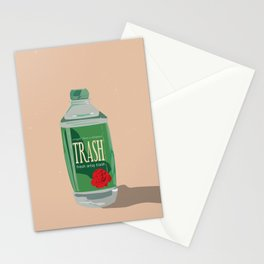 Fiji is Trash Stationery Cards