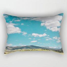 Country Roads Rectangular Pillow