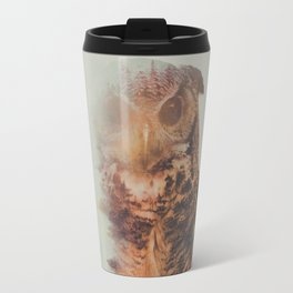 Norwegian Woods: The Owl Travel Mug