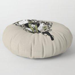 Walpurgis Night Floor Pillow