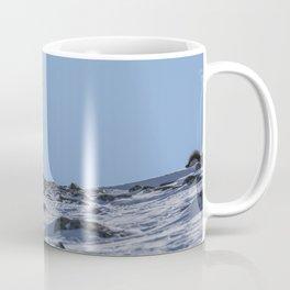 Musk Ox portrait Coffee Mug