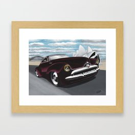 Immaculate Concepts Framed Art Print