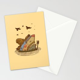 The Scarecrow Shark Stationery Cards