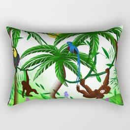 Jungle design Rectangular Pillow