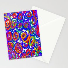 Pollocking Stationery Cards
