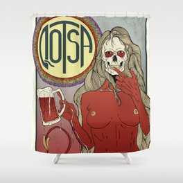 QOSTA Shower Curtain
