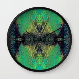 Fragment 87 Wall Clock
