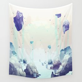 Edge of the Earth Wall Tapestry