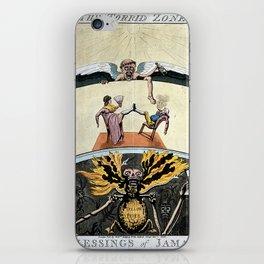 The Torrid Zone. Or, Blessings of Jamaica iPhone Skin