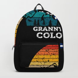 GRANNYS NIPPLE Colorado Backpack