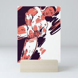 Show it Mini Art Print