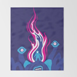John Carpenter, Modern Master Series :: The Thing Throw Blanket