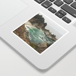 Big Sur - Julia Pfeiffer Sticker