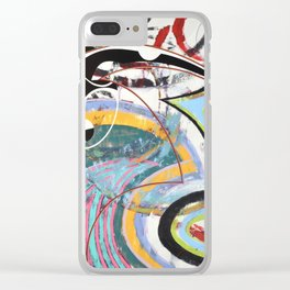 I Could've Called It That...But I Didn't. Clear iPhone Case
