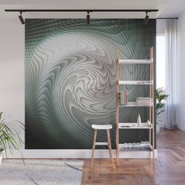 WAVE02 Wall Mural