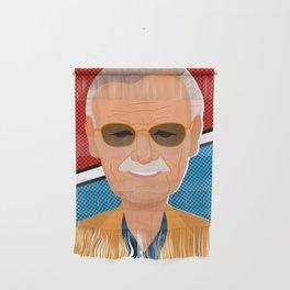 Stan Lee Wall Hanging