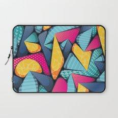 SUPER-MIA-POP • Portrait Detail Laptop Sleeve