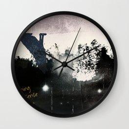 Nothing Makes Sense Wall Clock
