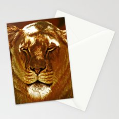 Red Lion Stationery Cards
