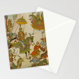 Historical India Stationery Cards