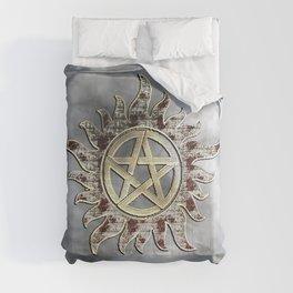 Smokey supernatural Comforters