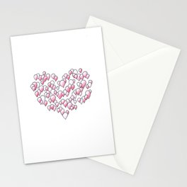 99 Red Balloons Stationery Cards