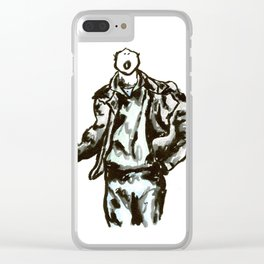 Kenneth Clear iPhone Case