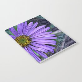 Groovy Aster Notebook