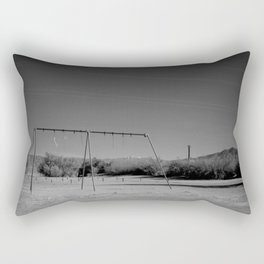 My sweetness is to wake in the night Rectangular Pillow