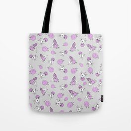 Pufferfish Love Tote Bag