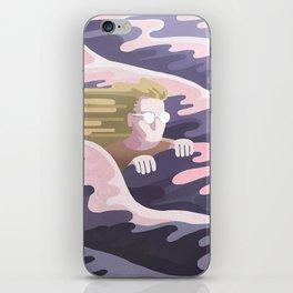 Dans la vague iPhone Skin