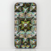 bands iPhone & iPod Skins featuring Structural Bands of Color   by Phil Perkins