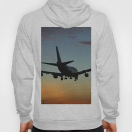 747 Sunset Landing Hoody