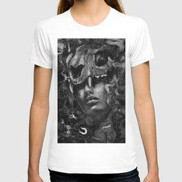 Empress Lion Skull T-shirt