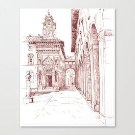 Arezzo Canvas Print