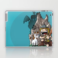 Dungeon! Laptop & iPad Skin