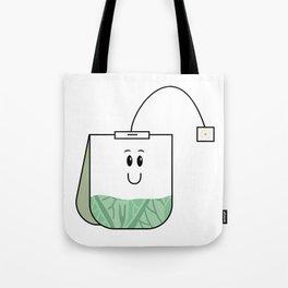 Teabagged Tote Bag