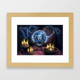 Calling All Spirits Framed Art Print