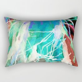 Kaos Art Rectangular Pillow