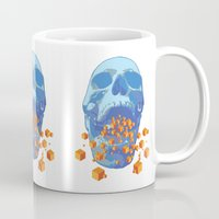 psychology Mugs featuring Reverse Psychology  by Rhysher Park