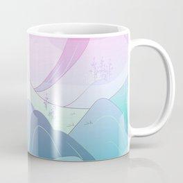 Sunrise at Nishizawa Valley Coffee Mug