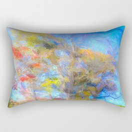 Autumn Art Sleepy Hollow Rectangular Pillow