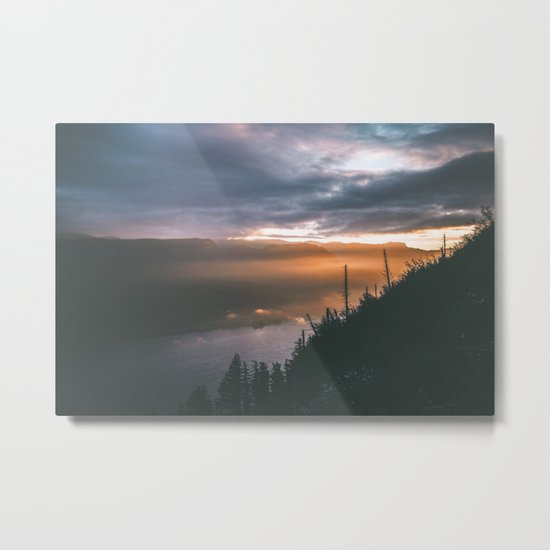 Early Mornings Metal Print