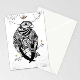 Bird Women 2 Stationery Cards