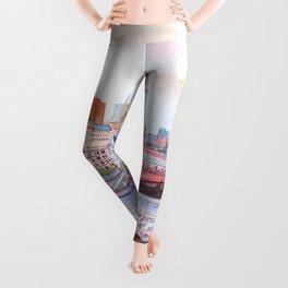 Colorful London Leggings