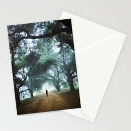 There goes Alice Stationery Cards