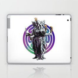 Hecate - Stained Glass Laptop & iPad Skin