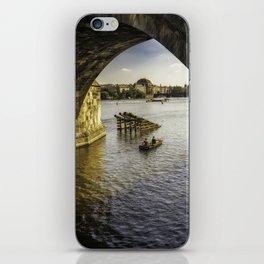 Fishermans Journey iPhone Skin