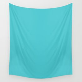 Sea Serpent - solid color Wall Tapestry