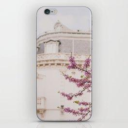 Paris is always a good idea iPhone Skin